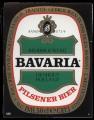 Bavaria Pilsener Beer - Squarely Frontlabel
