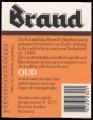 Oud - Backlabel