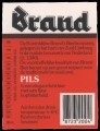 Pils - Backlabel