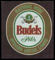 Budels Pils - Frontlabel