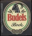 Budels Bock - Frontlabel