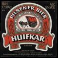 Huifkar - Frontlabel