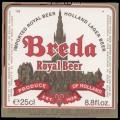 Breda Royal Beer - Frontlabel