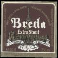 Breda Extra Stout - Frontlabel