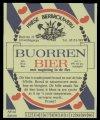 Buorren Bier - Frontlabel