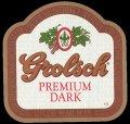 Premium Dark - Frontlabel