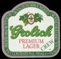 Premium Lager Crew - Frontlabel