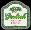 Premium Pilsner Cat. I - Frontlabel