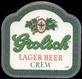 Lager Beer Crew - Frontlabel