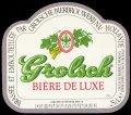 Biere de Luxe - Frontlabel