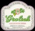 Lager Beer Export Italy - Frontlabel