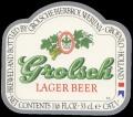 Lager Beer - Frontlabel