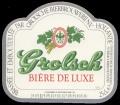 Biere De Luxe Export - Frontlabel
