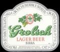 Lager Beer/Birra Export Italy - Frontlabel