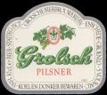 Pilsner Cat. I - Frontlabel