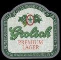 Premium Lager Export Australia - Frontlabel
