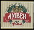 Amber - Frontlabel
