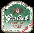 Special Malt Alcoholvrij Bier - Frontlabel