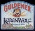 Korenwolf - Frontlabel