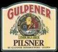 Pilsner - Frontlabel