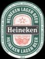 Heineken Lager Beer license Morocco - Frontlabel