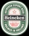 Heineken Export Beer - Frontlabel
