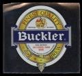Buckler Alcohol-arm Bier - Frontlabel