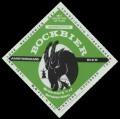 Bockbier Amsterdams Bier - Frontlabel