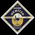 Struis Amsterdams Bier - Frontlabel
