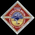 Columbus Speciaal bier van hoge gisting - Frontlabel