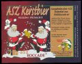 ASZ Kerstbier - Frontlabel