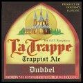 La Trappe Trappist Ale Dubbel - Frontlabel