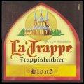 La Trappe Trappistenbier Blond - Frontlabel