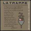 La Trappe - Backlabel
