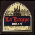 La Trappe Dubbel - Frontlabel
