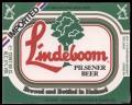 Lindeboom Holland Pilsener Beer export Canada - Frontlabel
