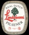 Real Dutch Lindeboom Pilsener - Frontlabel