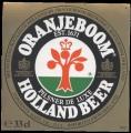 Oranjeboom Pilsener de Luxe Holland Beer - Frontlabel