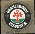 Oranjeboom Pilsener - Frontlabel