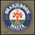 Oranjeboom Malta Boisson Sans Alcool - Frontlabel