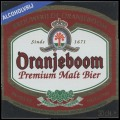 Oranjeboom Premium Malt Bier - Frontlabel