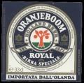 Oranjeboom Royal Birra Speciale - Frontlabel