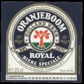 Oranjeboom Royal Biere Speciale - Frontlabel