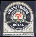Oranjeboom Royal Extra Zwaar Bier - Frontlabel