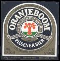 Oranjeboom Pilsener Beer - Frontlabel