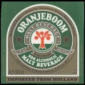 Oranjeboom Non Alcoholic Malt Beverage - Frontlabel