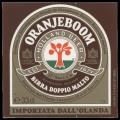Oranjeboom Birra Doppio Malto - Frontlabel