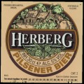 Herberg Pilsener Bier - Frontlabel
