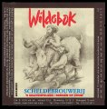Wildebok - Frontlabel