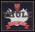 Thule export beer